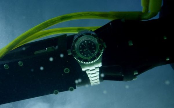 James Cameron and Rolex Set Deep Sea Dive World Record