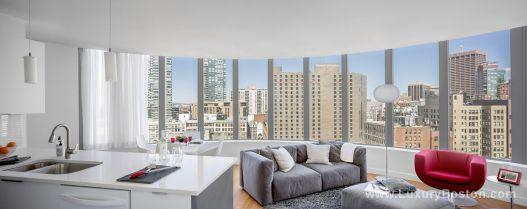 Radian Apartments Boston Condos