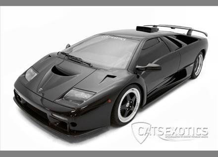 Rare Lamborghini Diablo GT 2000 For Sale , Luxury Branded