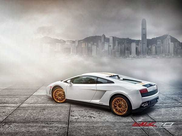 Lamborghini Gallardo Hong Kong 20th Anniversary Edition