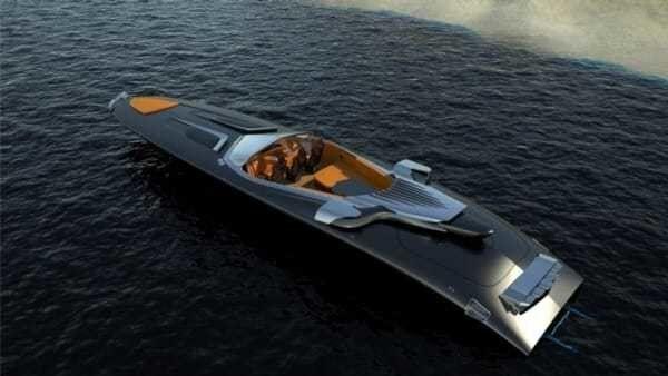 Hermes & Zeus IF60 Powerboat