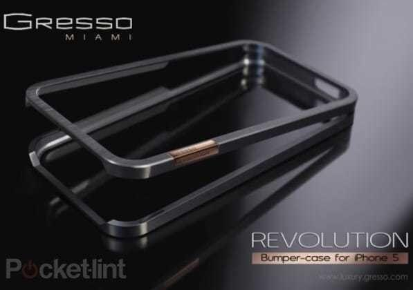Gresso Revolution iPhone 5 Bumper Case