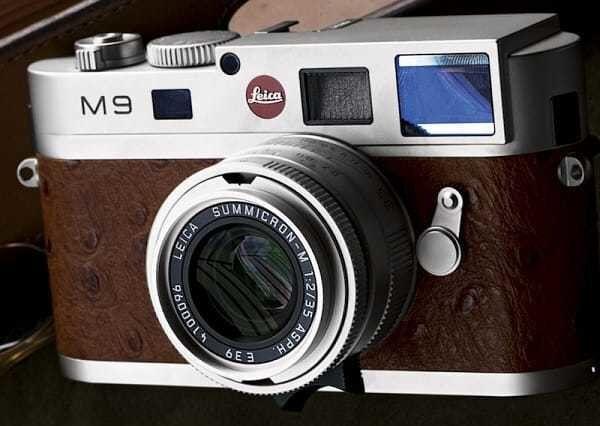 Leica Neiman Marcus Limited Edition Camera
