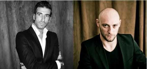 Philippe Anton & Fabien Paludetto of LASVIII