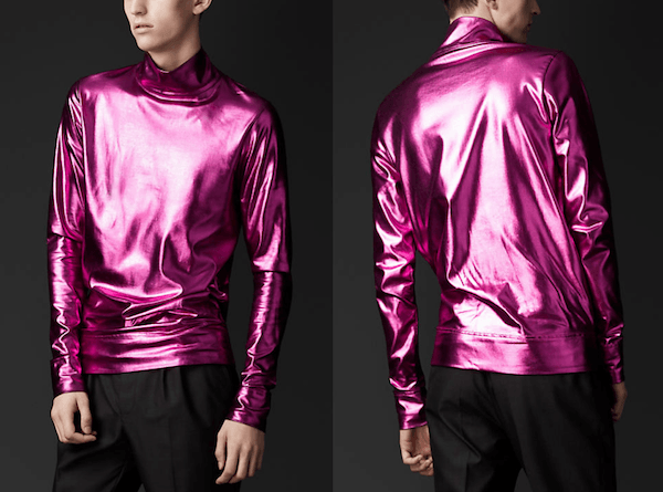 burberry-shiny-metallic-sweater