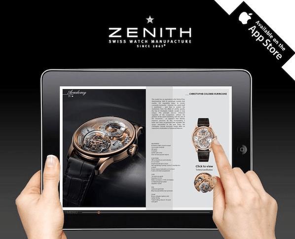 Zenith App New