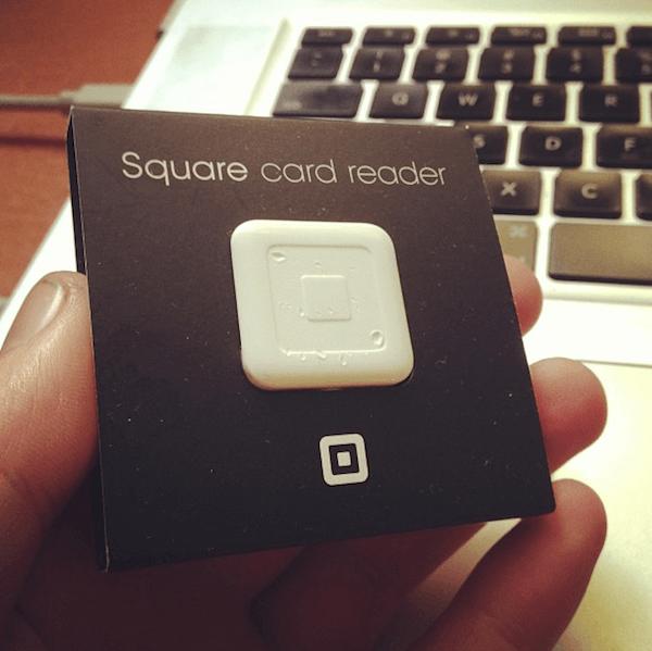 square card reader dog proof