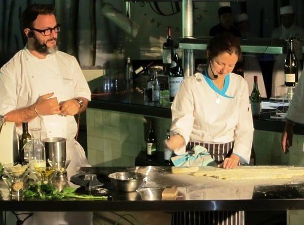 Star Chefs Elena Reygadas & Fernando Trocca
