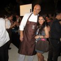 Carlos Garca of Alto Restaurant and Roz du Jour of Luxury Branded