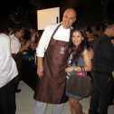 Carlos Garca of Alto Restaurant and Roz du Jour of Luxury Branded