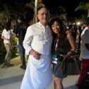 Guy Santoro of St. Regis Mexico city and Roz du Jour of Luxury branded