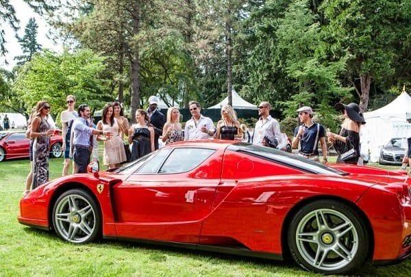 Luxury & Supercar weekend Vancouver 2013