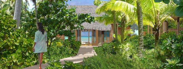 the brando resort villa