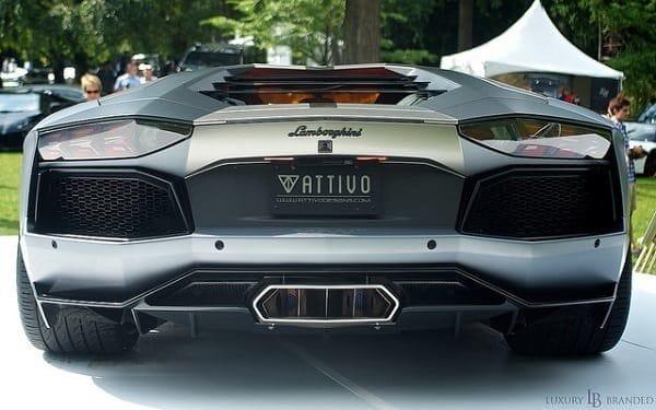 Attivo Inizio Lamborghini