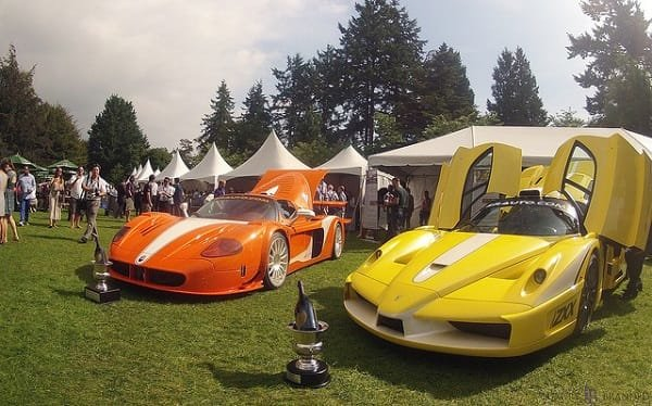 ZR Auto Maserati MC12 and Ferrari FXX