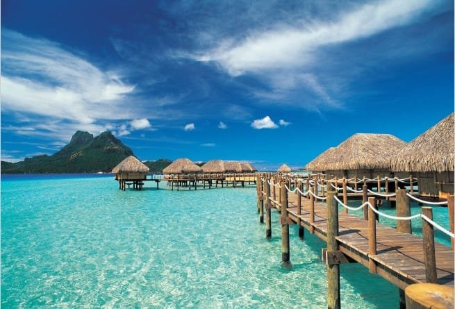 Bora Bora Pearl Beach Resort and Spa Water View