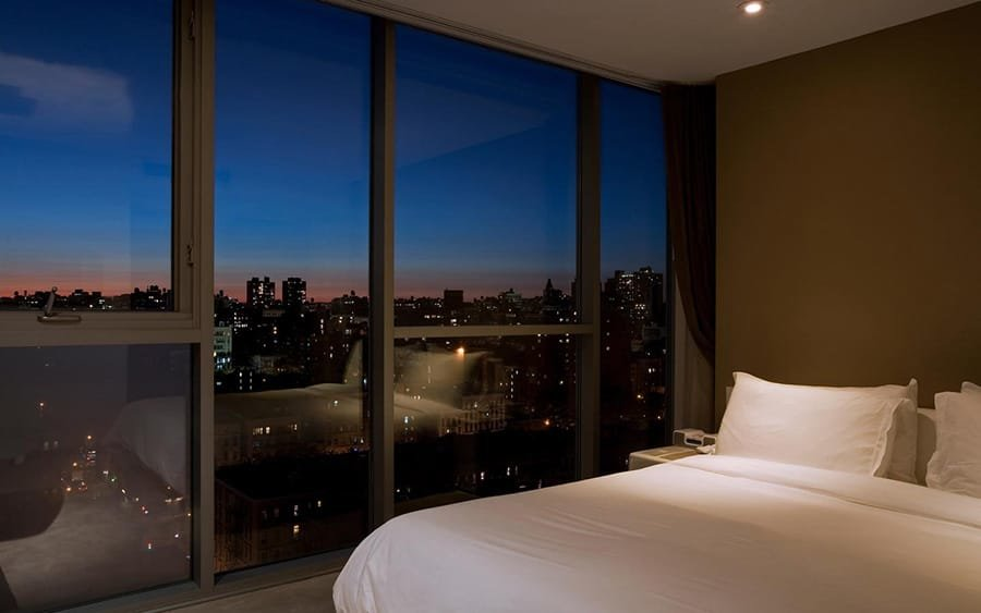 Hotel on Rivington Room