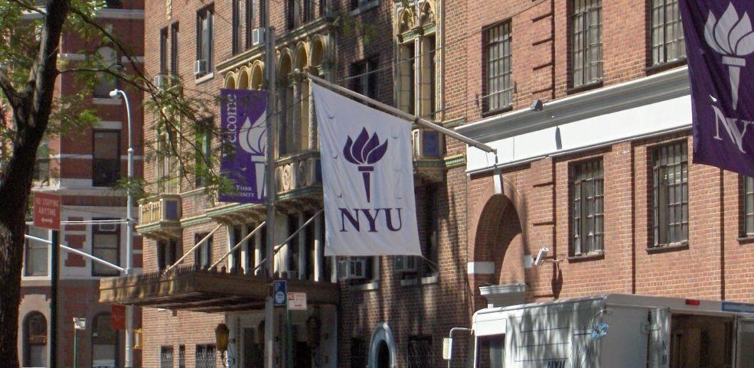 New York University Flags