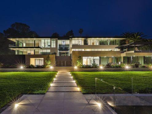 bel air mansion million month rental 1