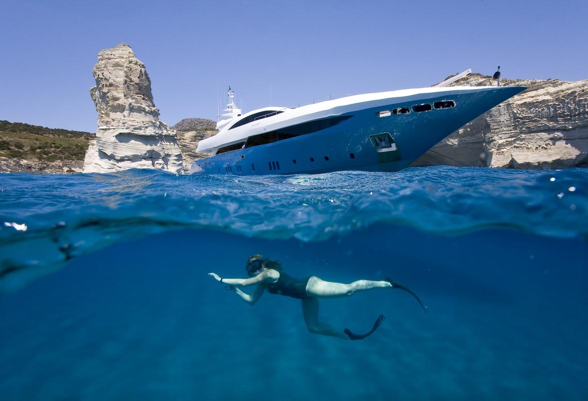Barents Sea Charters In The Greek Islands Luxury Charter
