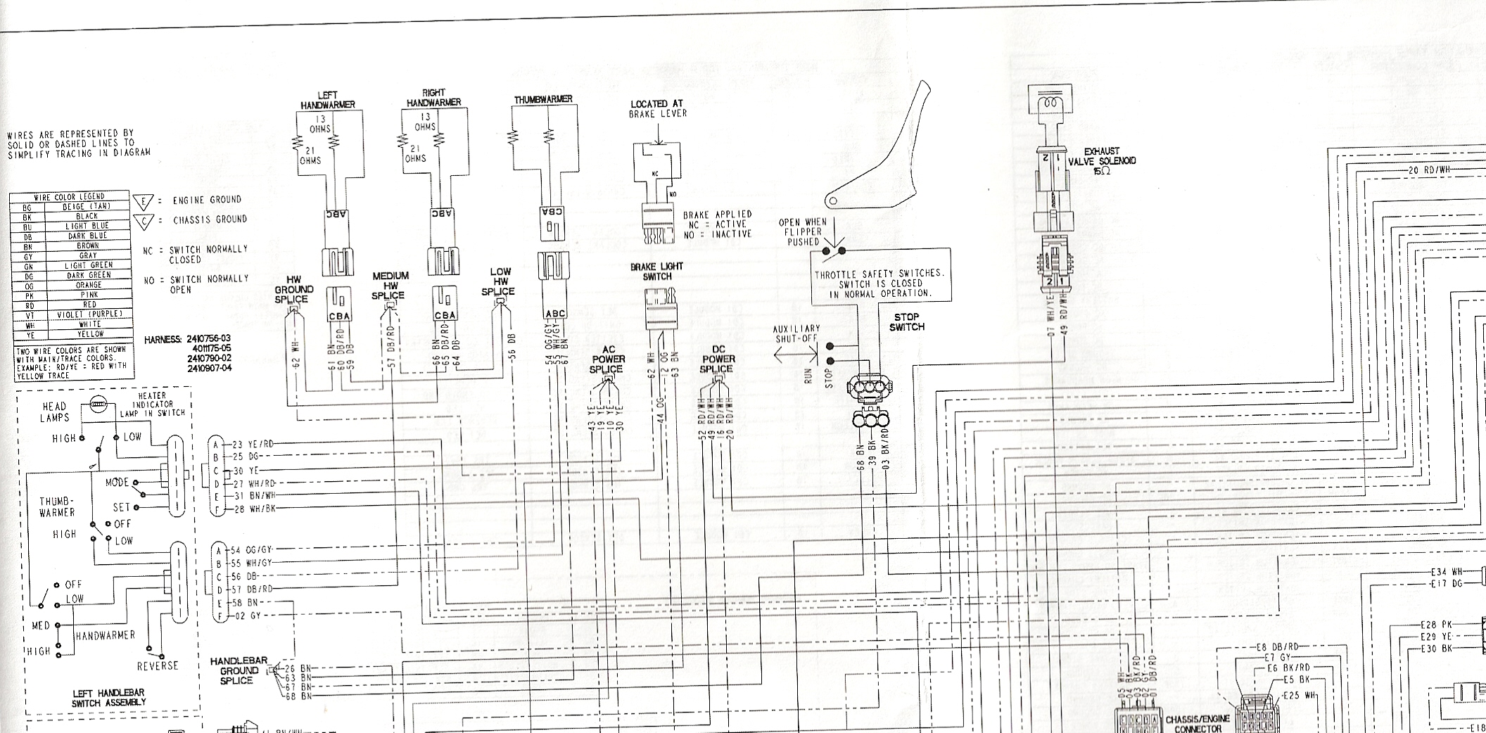 Wrg Wiring Diagram Polaris Ranger 400