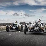 Morgan Motor Co Partners Luxury Cotswold Rentals