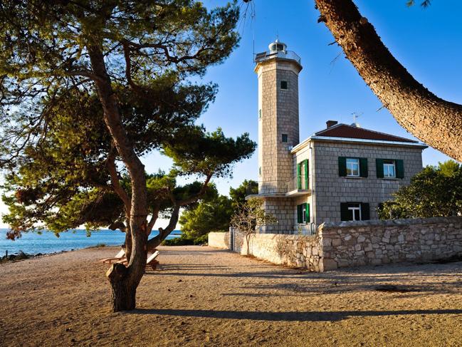 Five Stars Lighthouse Villa On Vir Island In Zadar Region