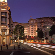 The Beverly Hills Four Seasons' has a location-based app