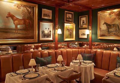 Ralph Lauren Polo Bar NYC
