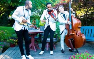 Luxury Event Band Trio corporate entertainment