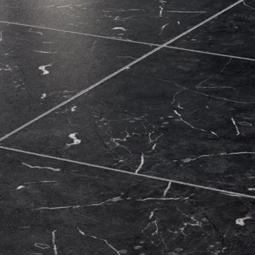 karndean knight tile midnight black marble vinyl flooring t74