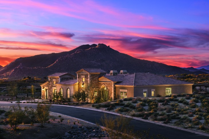 Arizona issue 11 3 features rosewood homes in scottsdale for Rosewood home builders