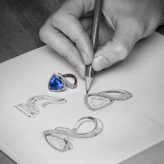 Un bijou sur mesure