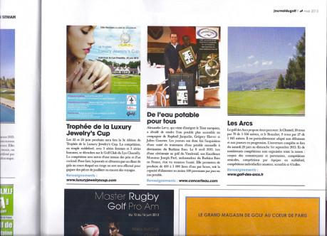 LE JOURNAL DU GOLF - ARTICLE 06_2013 9
