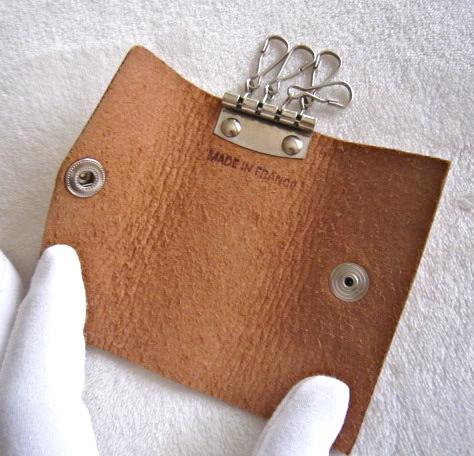 Leather Key Holder-3