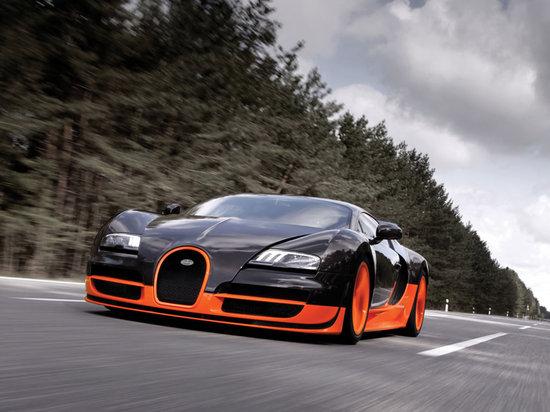 Bugatti Veyron 16/4 SuperSport