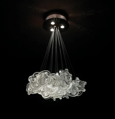 Cloud Chandelier 2 Jpg