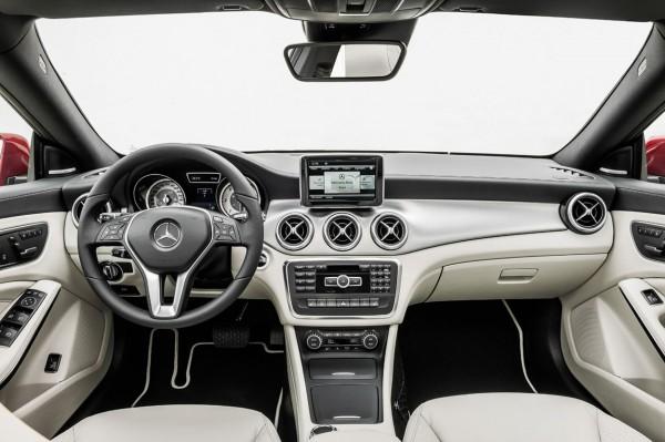 2014 Mercedes Benz CLA Class Unveiled