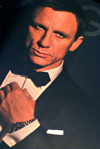 Looking good is integral when it comes to knowing how to live the James Bond lifestyle