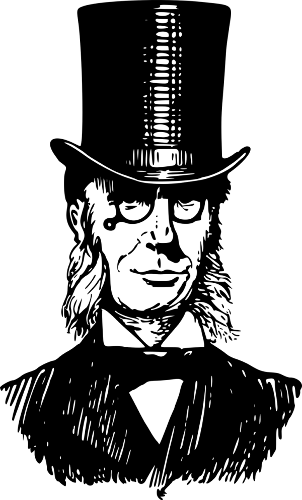 Picking a top hat that fits should be your first concern