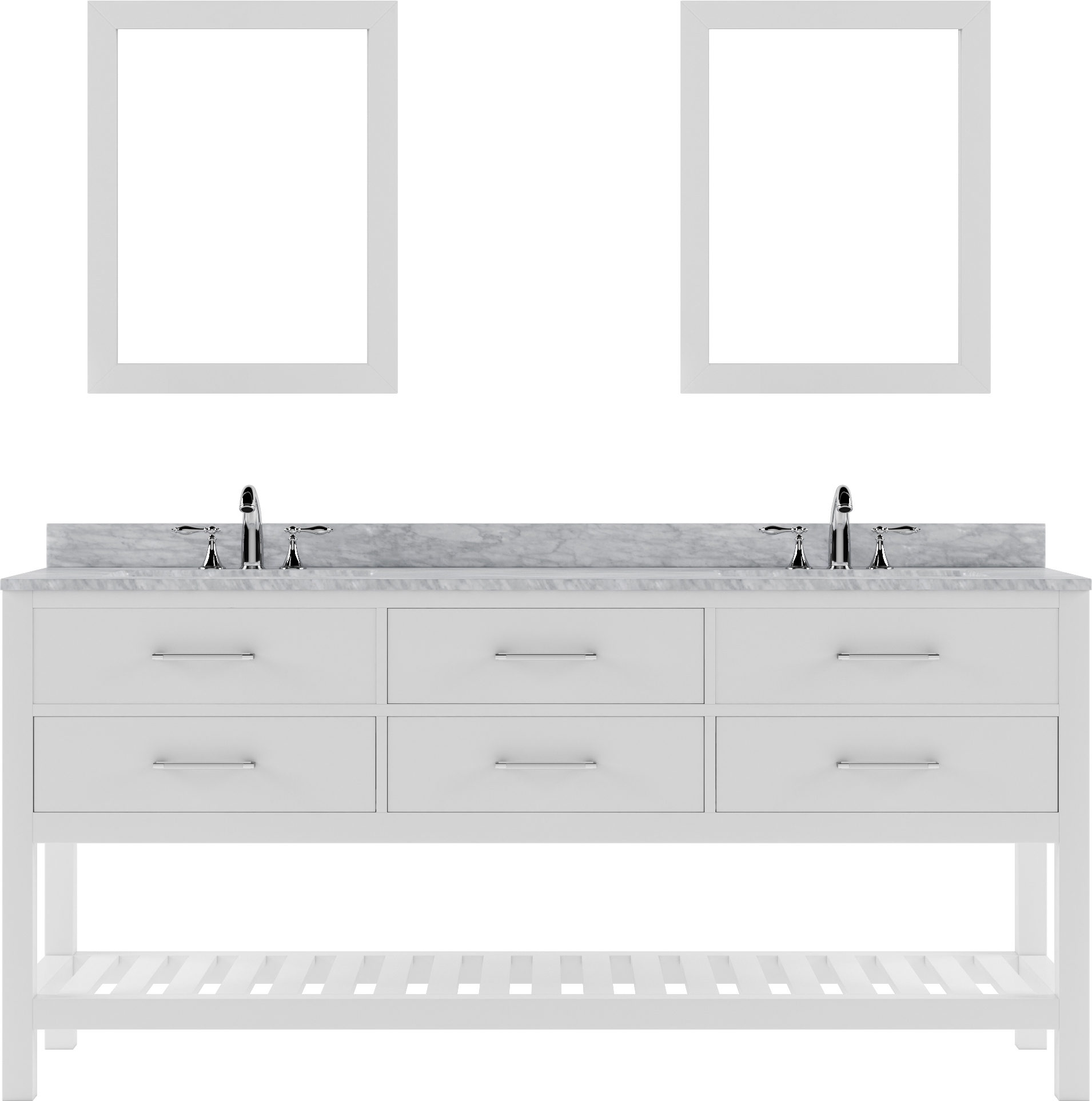 a mirror size for your bathroom vanity