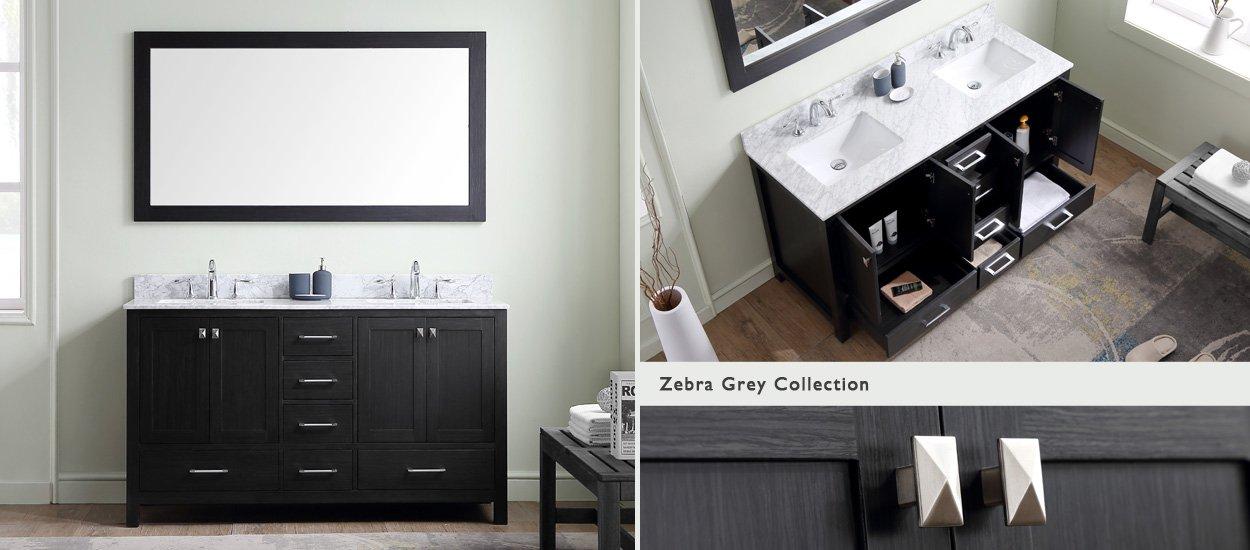 shop 68 inch single sink vanities