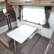Swift Escape 696 6 Berth - Bench