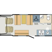 Swift Escape 696 6 Berth - Day