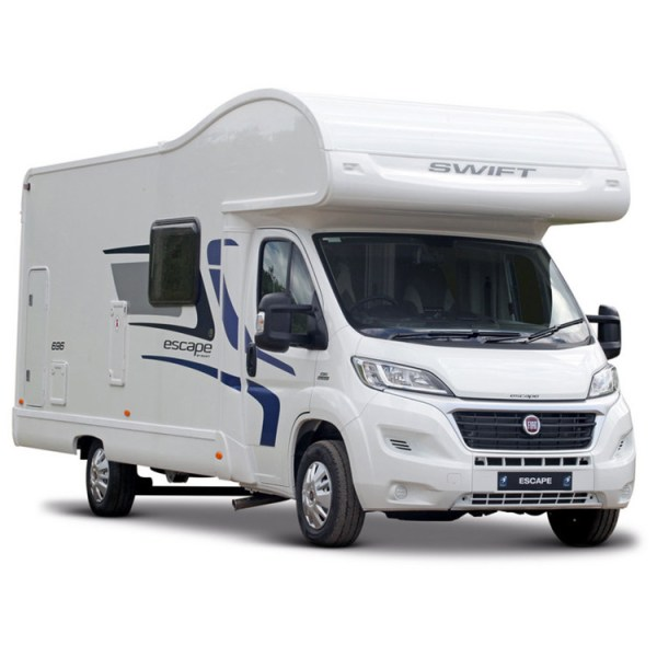 Swift Escape 696 6 Berth - External