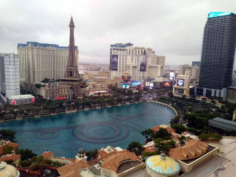 Bellagio Las Vegas Review Still A Luxury Hotel Luxury On Points