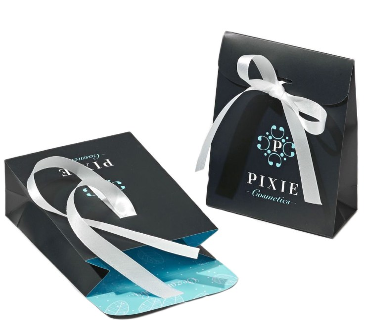 luxury printed paper pouches