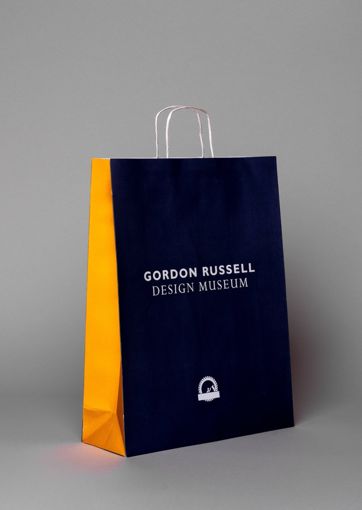 Gordon Russell Premium Kraft Paper Bag