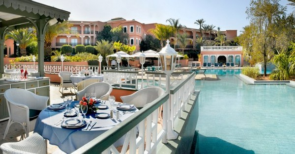 Palmeraie Golf Palace Amp Resort In Marrakech Morocco