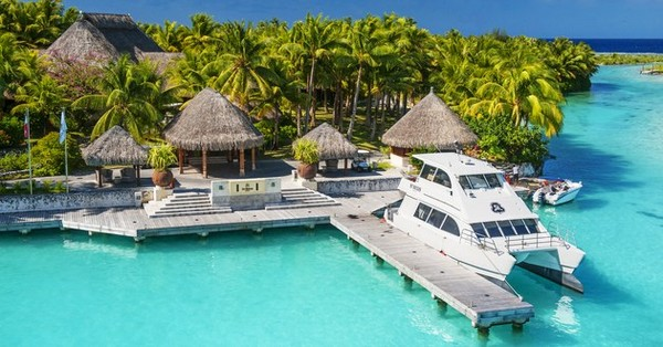 The St Regis Bora Bora Resort Bora Bora French